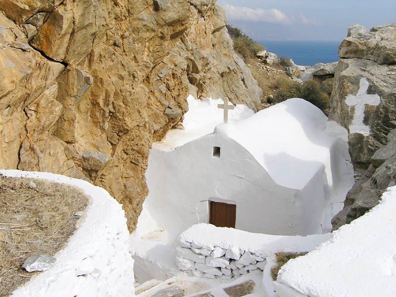 Amorgos13-eglise de evagelismou Theotokou