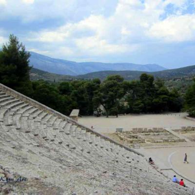 Epidaure théâtre-IMG_7286