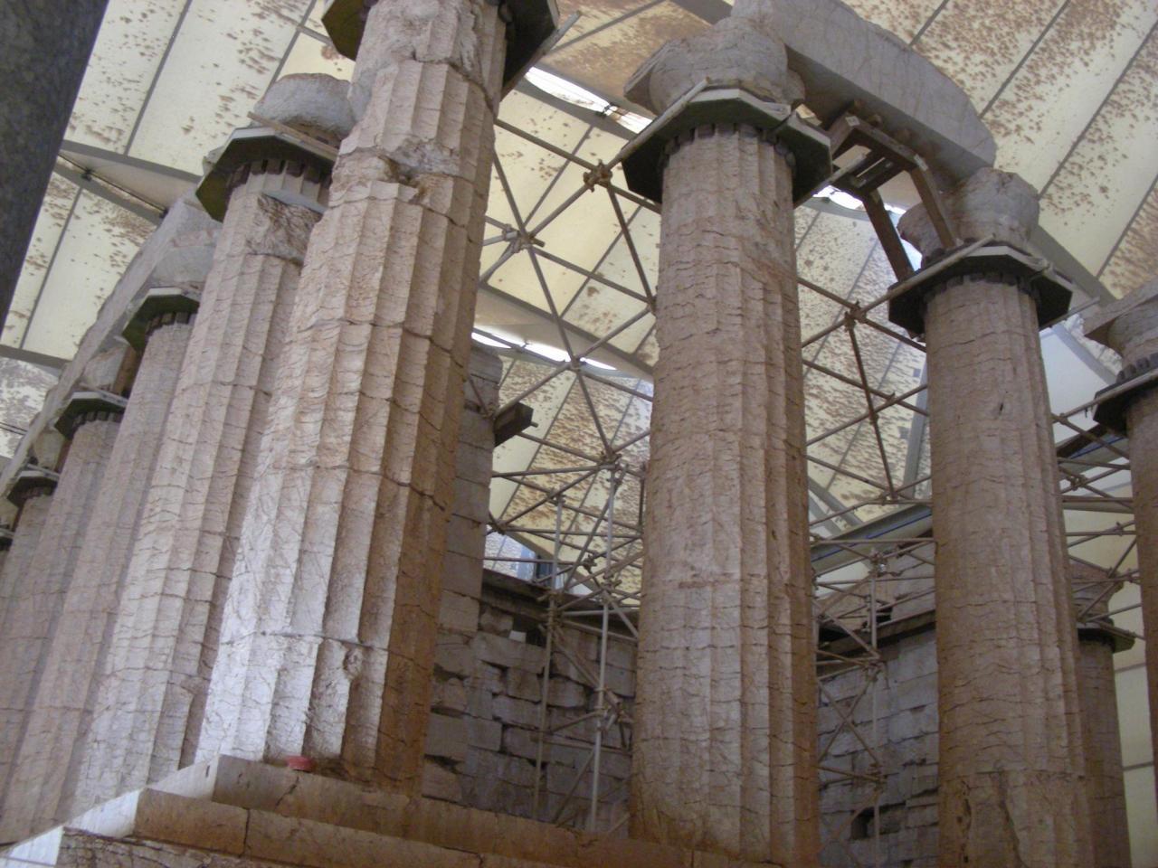 Bassai-Temple Of Apollo