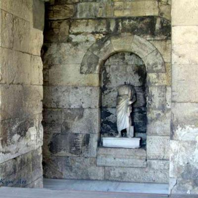 Visites sur Athènes