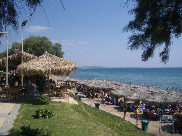 Ilia- kourouta plage