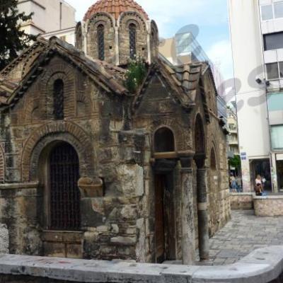 Eglise Byzantine (Kapnikarea)