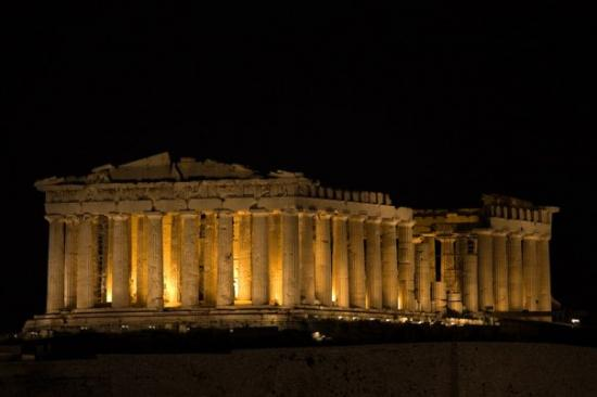 Le Parthenon