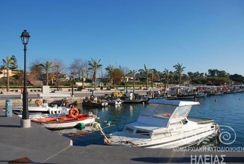 Port Katakolo