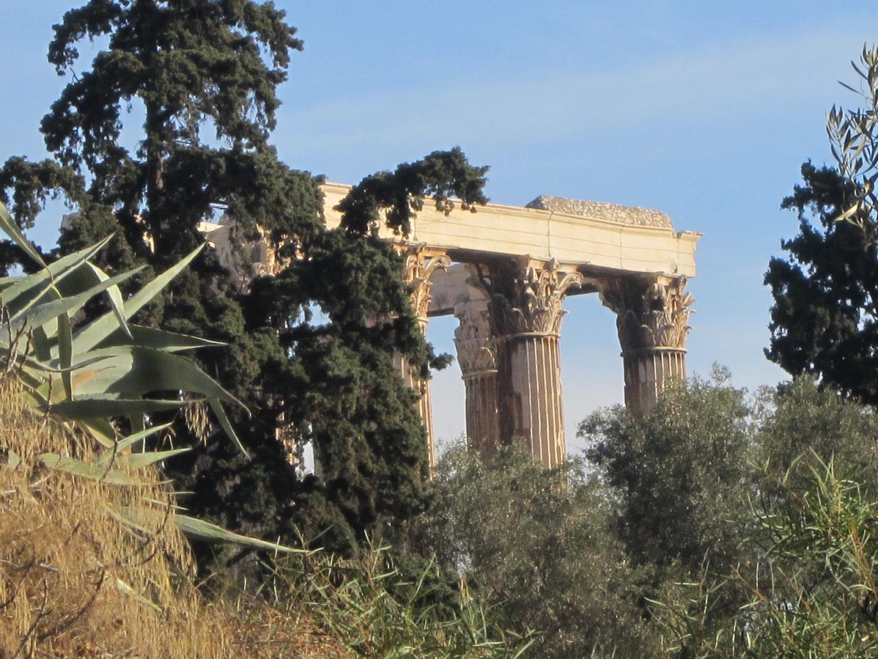 Temple de Zeus-IMG_0587-© copyright Grèce Vacances