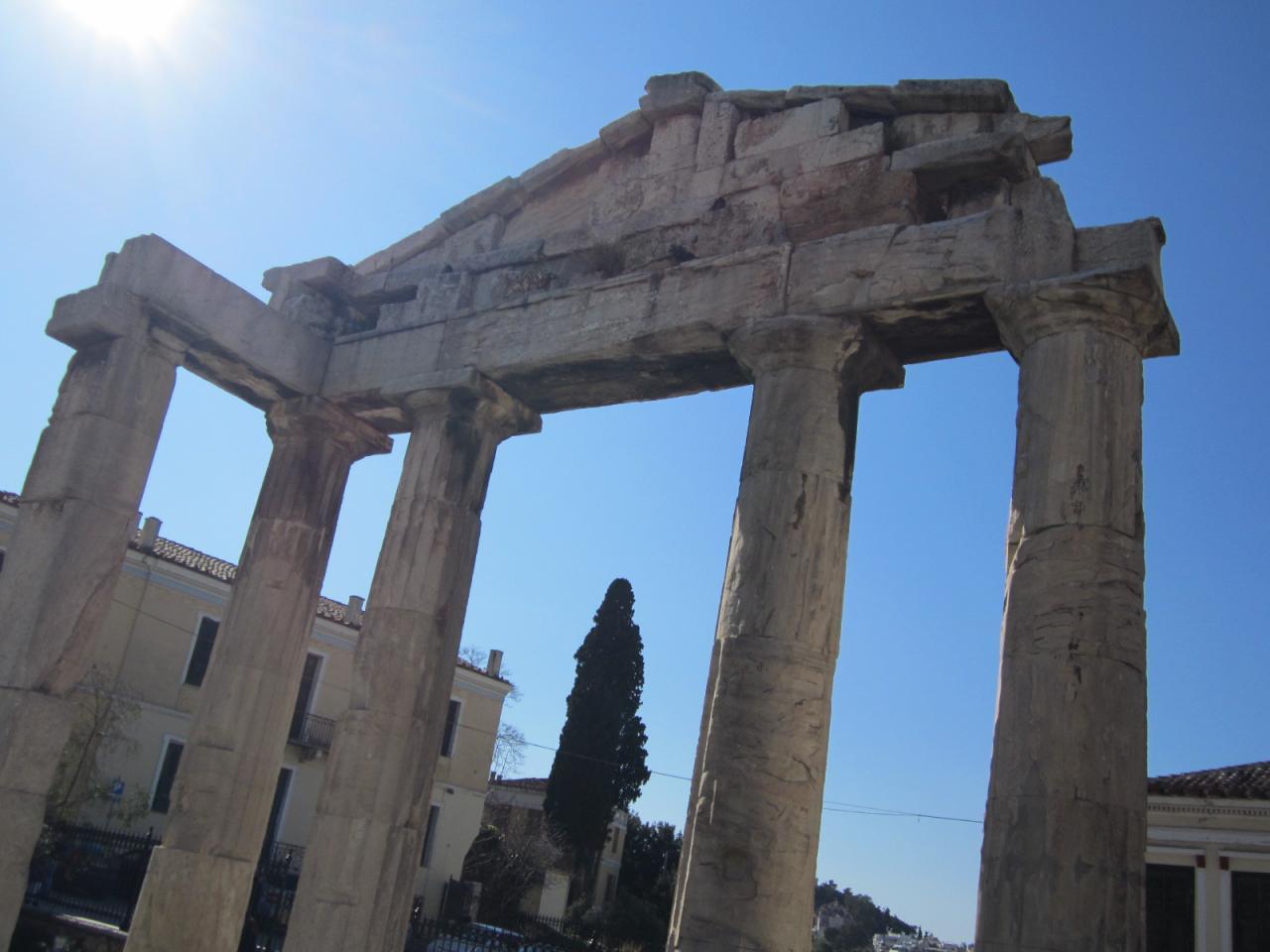 Agora romaine-IMG_1323-© copyright Grèce Vacances