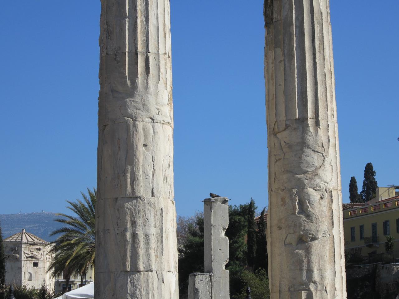 Agora Romaines-IMG_1330-© copyright Grèce Vacances