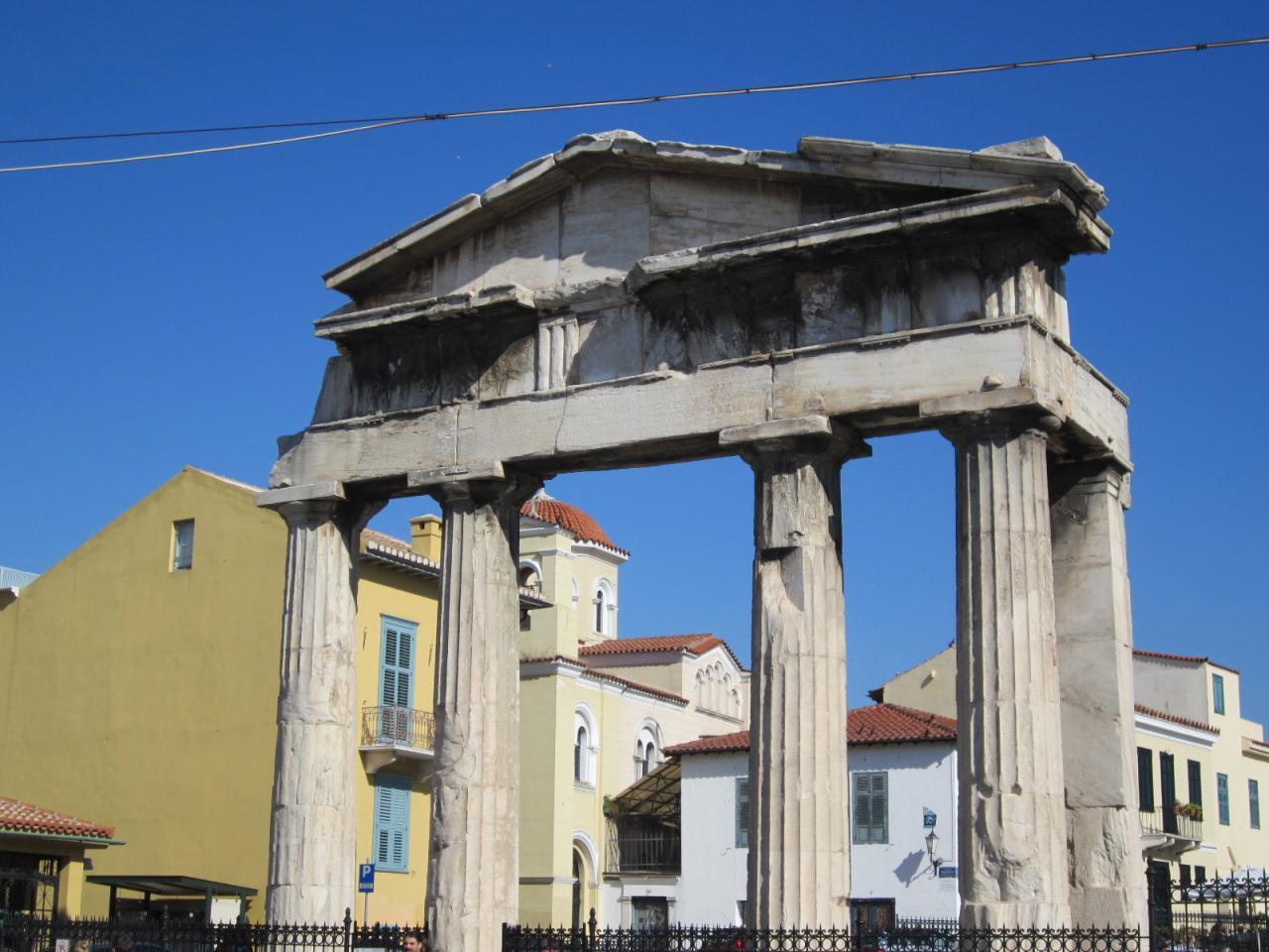 Agora Romaine-IMG_1335-© copyright Grèce Vacances