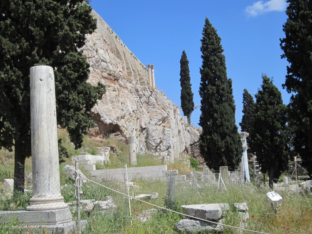 Athènes Acropole-IMG_3470-© copyright Grèce Vacances