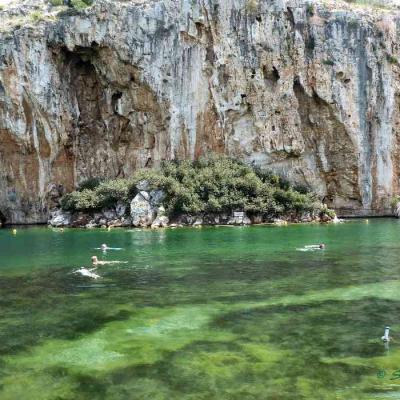 Côte d'Apollon-P1040569-Lac de Vouliagmeni