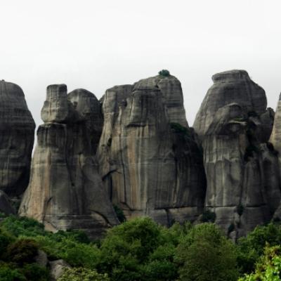 Meteores Kalambaka Thessalie