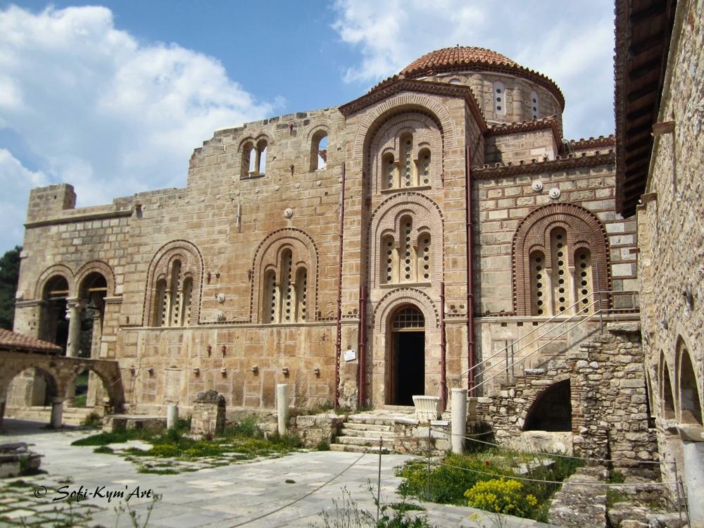 Monastère de Dafni -IMG_6754