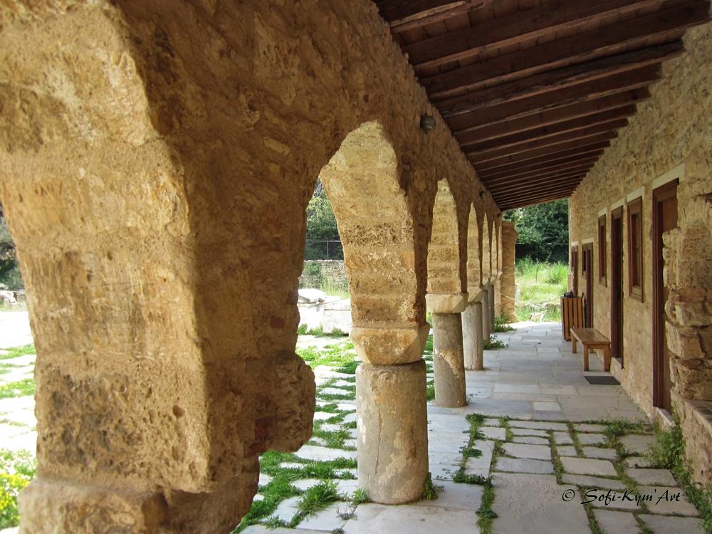 Monastère de Dafni -IMG_6766