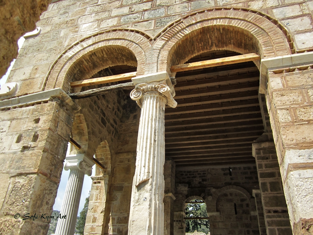 Monastère de Dafni -IMG_6769