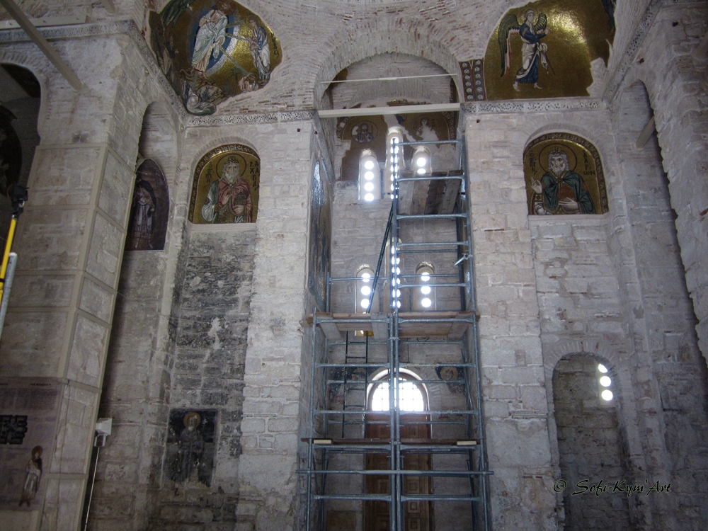 Monastère de Dafni -IMG_6774