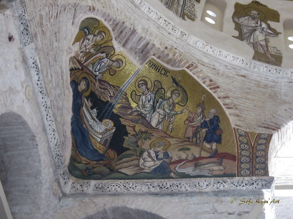 Monastère de Dafni -IMG_6780