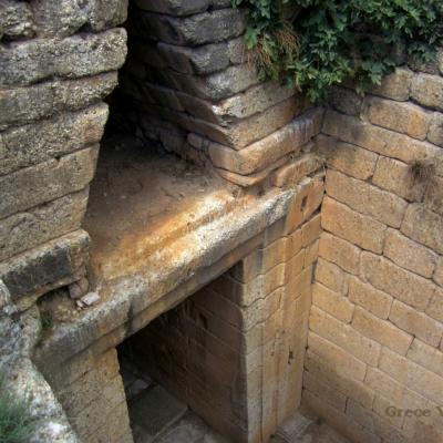 EXCURSION en ARGOLIDE - Mycènes & Epidaure