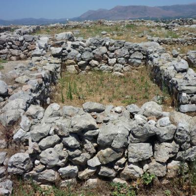 Site de Tirynthe - Argolie
