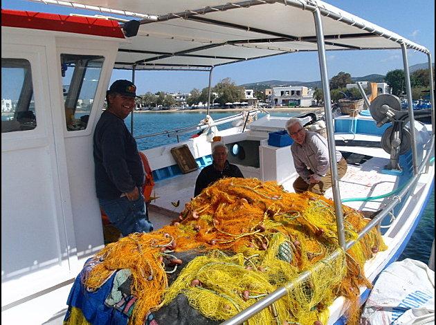 Paros30 pêcheurs