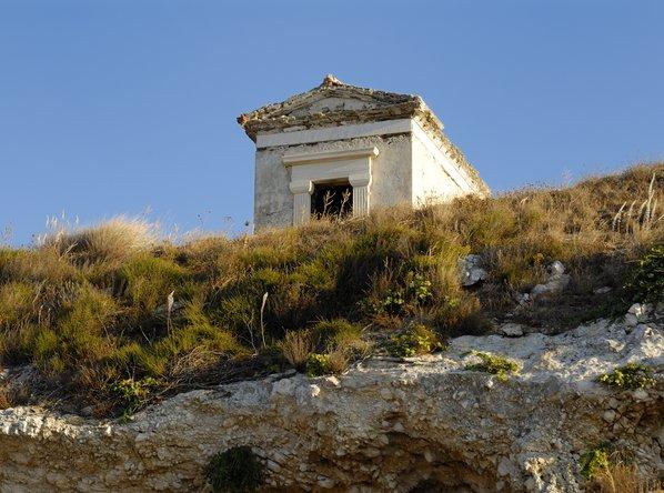Paros32 temple d'askleipios