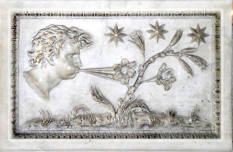 Tinos05 -le dieu du vent Aeolus