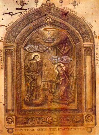 Tinos06 - la sainte icone de la vierge