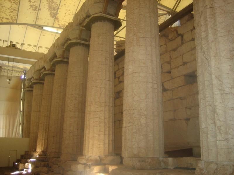 Vasae le temple d'Apollon