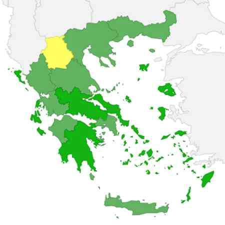 Climat Grèce Mai
