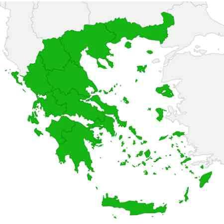 Climat Grèce Juin
