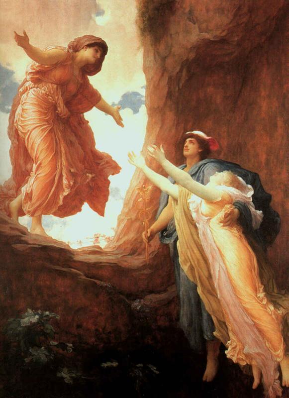Demeter Persephone Hades