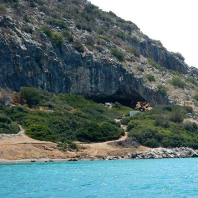 Grotte franchthi