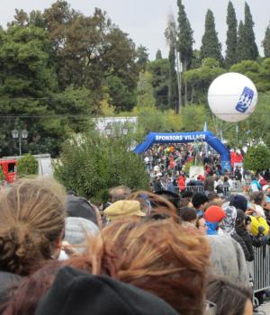 Marathon d'Athènes 2012
