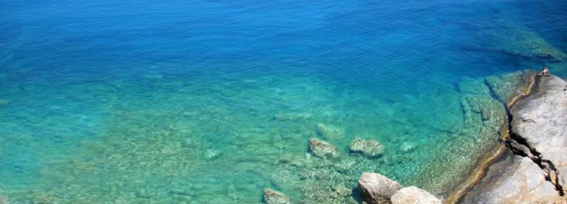 Sikinos plage