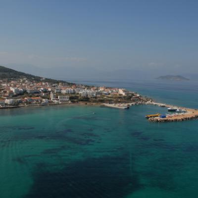 Agistri01-port Mylos