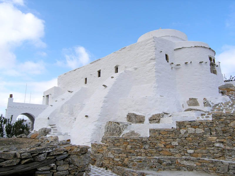 Amorgos14 monastere Ag. yiannis theologou