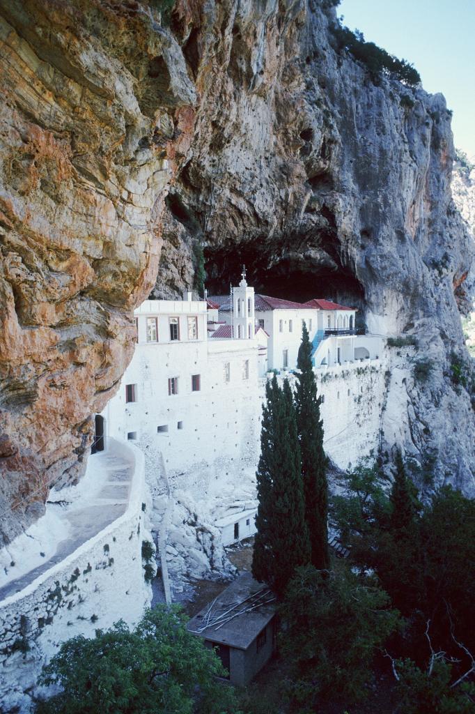 Arcadia-Leonidion-Agios Nikolaos
