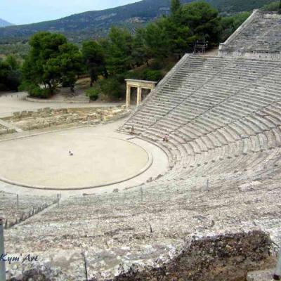 Epidaure théâtre-IMG_7287
