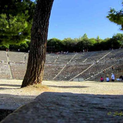 Epidaure théâtre-IMG_7849