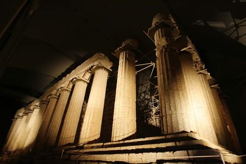 Bassae temple d'Apollon