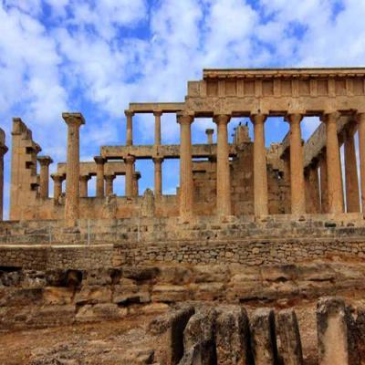 Egine-temple d'Athèna Aphaia-IMG_4011