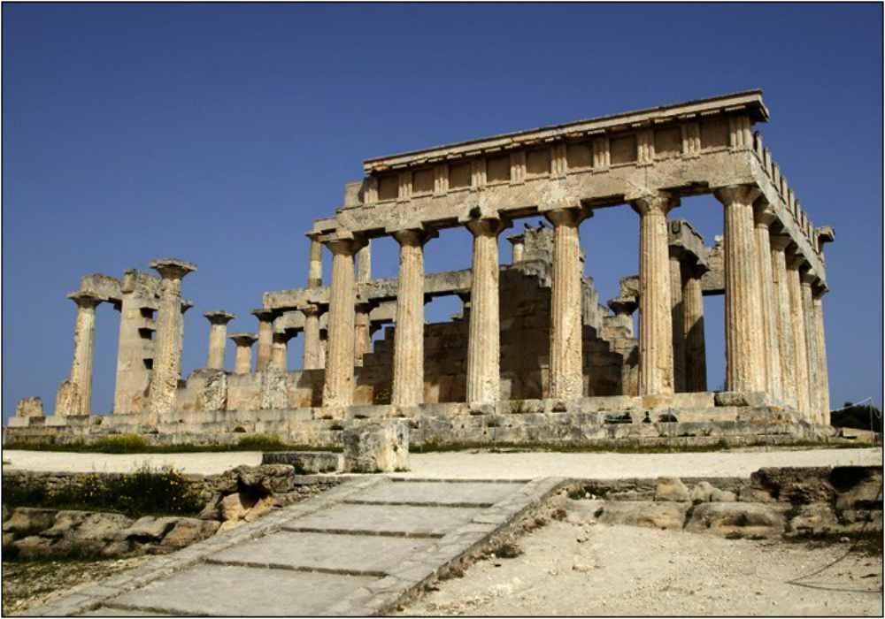 Egine-temple d'Athèna Aphaia-IMG_4012