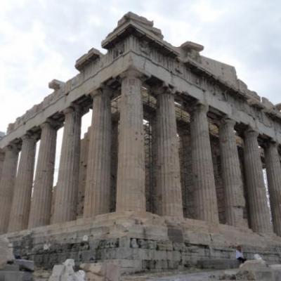 Le Parthenon - Athènes - Grèce