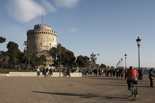 Thessalonique - La tour Blanche