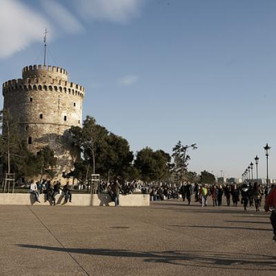 Thessalonique - La tour Blanche