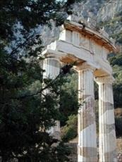 Des sites... Dans des cadres incroyables-Delphes-Grèce