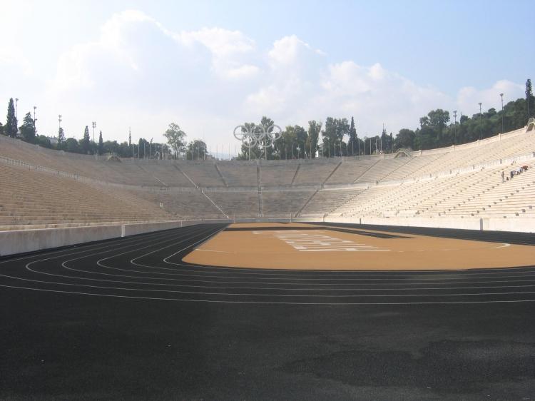 Stade de Marbre des 1er Jeux Olympiques Modernes