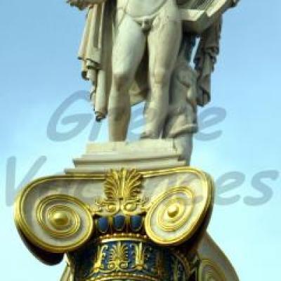 Le dieu des Arts... Apollon