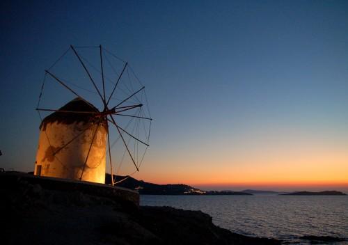 Un soir dans une île....