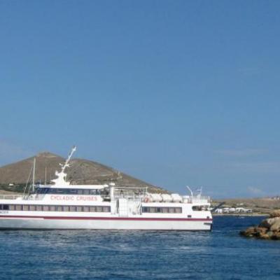 Des minis croisières dans les Cyclades