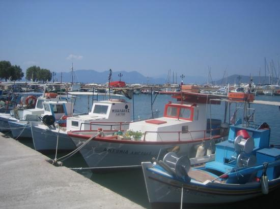 Île d'Egine-Golfe Saronique-Grèce